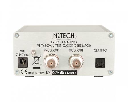 Generator clock M2Tech Evo Clock Two1