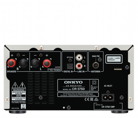 Mini sistem Onkyo CS-375D1