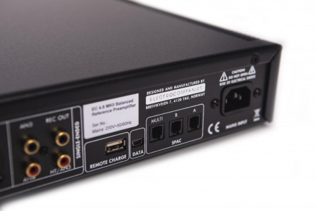 Network Media Player Electrocompaniet ECM 1 Mk22