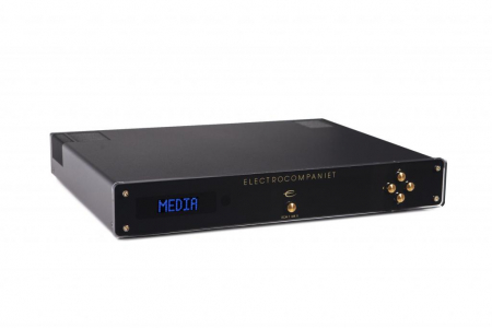 Network Media Player Electrocompaniet ECM 1 Mk20