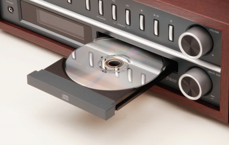 Pick-up cu CD Teac MC-D800 [3]