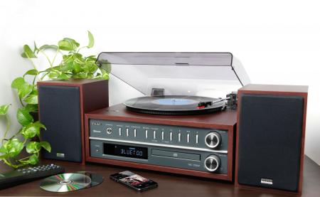 Pick-up cu CD Teac MC-D800 [2]
