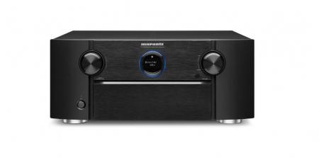 Receiver 9.2 Marantz SR7015, Ultra HD 8K, Dolby Atmos, DTS:X, Auro3D, eARC, IMAX Enhanced, HEOS0