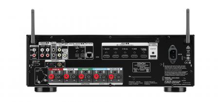 Receiver Denon AVR-S650H4