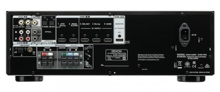 Receiver AV Denon AVR-X550BT1