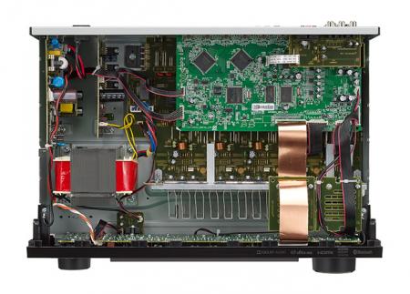 Receiver AV Denon AVR-X550BT2