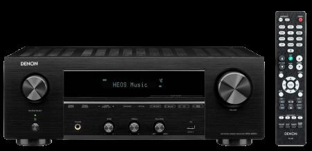 Receiver AV Stereo Denon DRA-800H