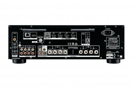 Receiver stereo Onkyo TX-82702