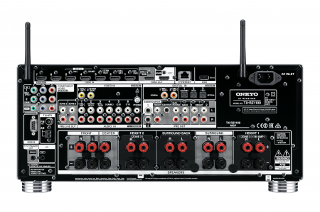 Receiver Onkyo TX-RZ11004