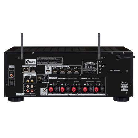 Receiver Pioneer VSX-8323