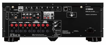 Receiver Yamaha RX-A2A [1]