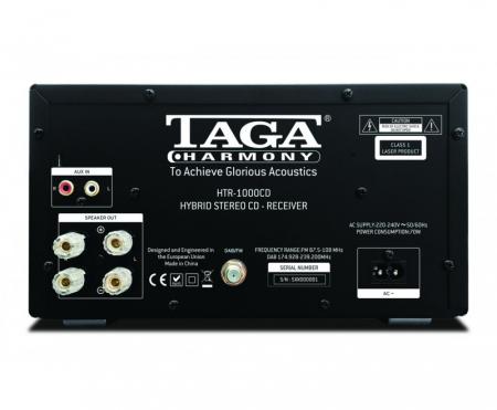 Sistem 2.0 Taga Harmony HTR-1000CD1
