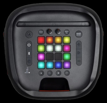 Sistem audio JBL Party Box 10001