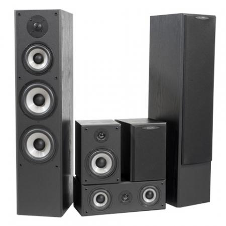 Sistem boxe 5.0 Quadral Quintas 6500 II2