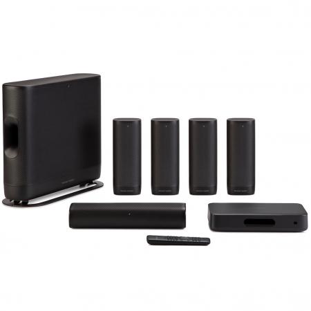 Sistem boxe 5.1 wireless Harman Kardon Surround0