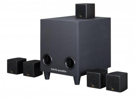 Sistem de Boxe 5.1 Davis Acoustics Cinestyle2