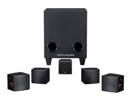 Sistem de Boxe 5.1 Davis Acoustics Cinestyle0