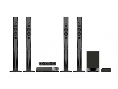 Sony BDVN9200WB, Sistem Home Cinema 3D Smart 5.1, 4K, Blu-Ray, Wireless, Bluetooth, NFC, 1200W