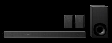 Sony HTZF9, Bară de sunet cu 3.1 canale, Dolby Atmos/DTS:X şi tehnologie Wi-Fi/Bluetooth, Neagra1