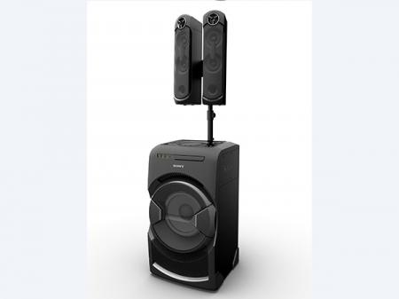 Sony MHCGT4D, Sistem audio personal de mare putere cu tehnologia BLUETOOTH [0]