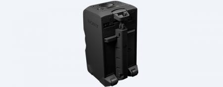 Sony MHCGT4D, Sistem audio personal de mare putere cu tehnologia BLUETOOTH [1]
