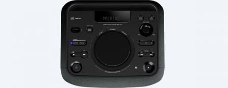 Sistem Audio Sony MHCV11, Bluetooth, NFC, Mega Bass şi efecte de sunet de DJ1