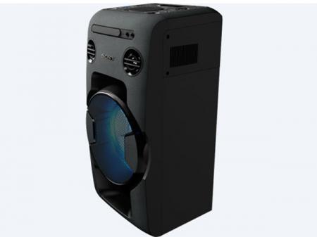 Sistem Audio Sony MHCV11, Bluetooth, NFC, Mega Bass şi efecte de sunet de DJ0