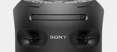 Sistem audio High Power Sony MHCV42D, Jet Bass Booster, Hi-Fi, Bluetooth, NFC, Dj Effects, USB, DVD, Party music, Party lights1