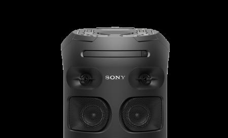 Sistem audio High Power Sony MHCV42D, Jet Bass Booster, Hi-Fi, Bluetooth, NFC, Dj Effects, USB, DVD, Party music, Party lights2