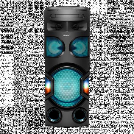 Sistem audio High Power Sony MHCV72D, Sunet 360grade, Hi-Fi, Bluetooth, NFC, Dj Effects, USB, DVD, Party music, Party lights0