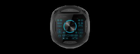 Sistem audio High Power Sony MHCV72D, Sunet 360grade, Hi-Fi, Bluetooth, NFC, Dj Effects, USB, DVD, Party music, Party lights1