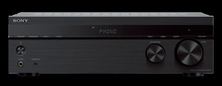 Sony STRDH190, Receptor stereo cu intrare Phono și conectivitate Bluetooth, Negru1