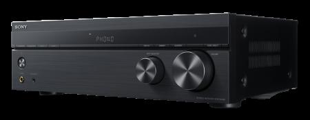 Sony STRDH190, Receptor stereo cu intrare Phono și conectivitate Bluetooth, Negru2