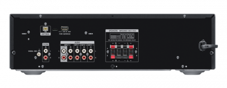 Sony STRDH190, Receptor stereo cu intrare Phono și conectivitate Bluetooth, Negru3