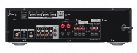 Sony STRDH790, Receptor AV Home Theatre pe 7.2 canale, Negru2