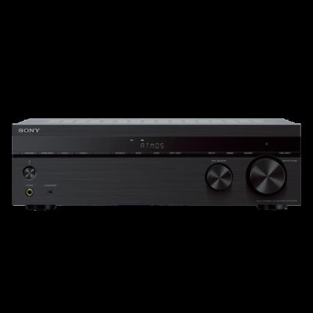 Sony STRDH790, Receptor AV Home Theatre pe 7.2 canale, Negru0