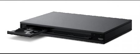 Sony UBPX800M2, Player Blu-ray UHD 4K cu sunet de înaltă rezoluție, compatibil cu multe formate și conversie ascendentă la 4K.4