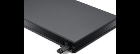 Sony UBPX800M2, Player Blu-ray UHD 4K cu sunet de înaltă rezoluție, compatibil cu multe formate și conversie ascendentă la 4K.2