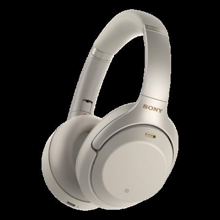 Sony WH1000XM3, Căști Wireless cu anulare digitală a zgomotului, NFC, Bluetooth