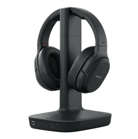 Sony WHL600, Căști wireless cu sunet surround digital, Negre0