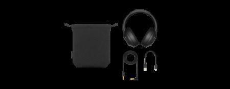 Sony WHXB900N, Căști cu anulare digitală a zgomotului și EXTRA BASS [1]