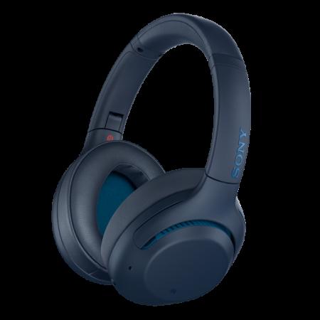 Sony WHXB900N, Căști cu anulare digitală a zgomotului și EXTRA BASS