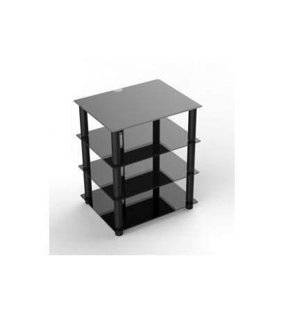 Stand HiFi Norstone Epur 4 Black [1]