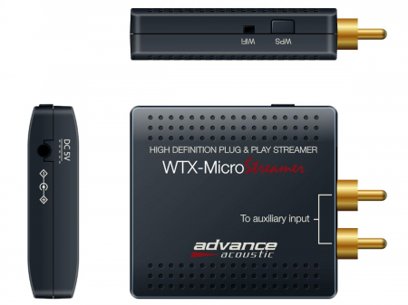 Streamer Advance Acoustic WTX- Microstream2