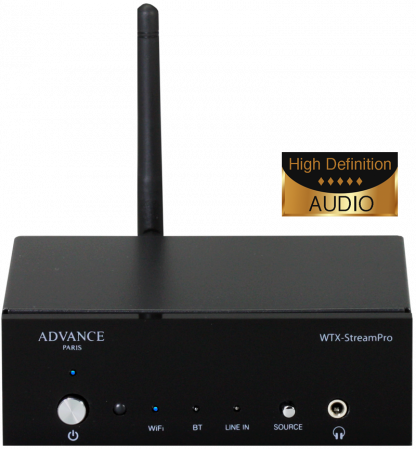 Streamer Advance Acoustic WTX-StreamPro0