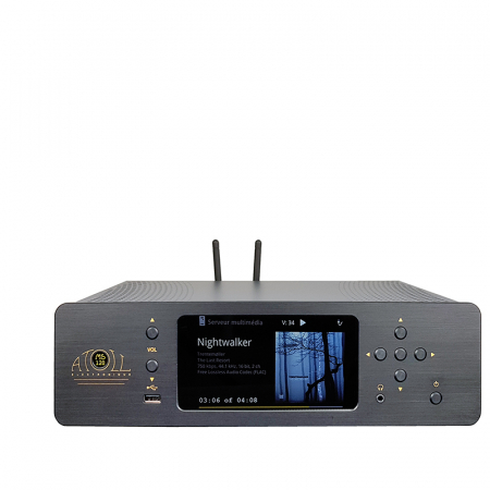 Streamer ATOLL MS1200