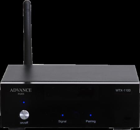Streamer Bluetooth Advance Acoustic WTX-1100 aptX HD