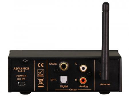 Streamer Bluetooth Advance Acoustic WTX-1100 aptX HD1