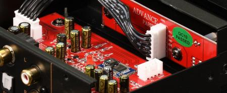 Streamer Bluetooth Advance Acoustic WTX-1100 aptX HD3