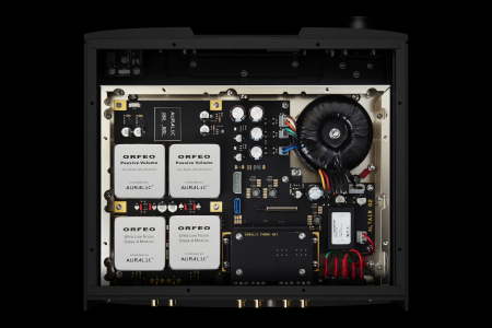 Streamer/ DAC/ Preamplificator Auralic Altair G2.1 [2]